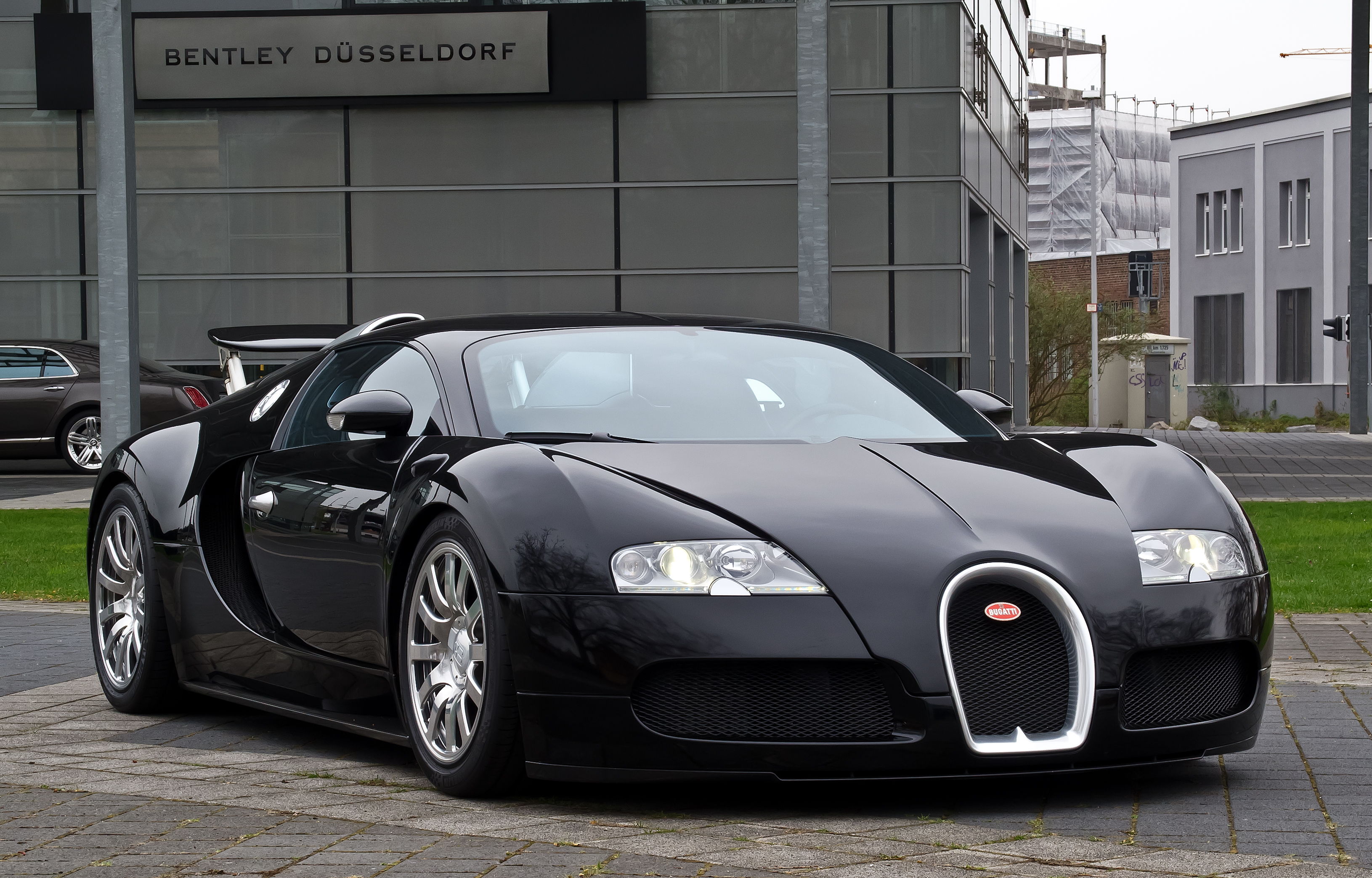 Bugatti Veyron Super Sport Hidden Trails
