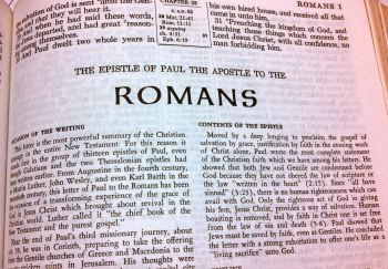 Paul's Letter to the Romans